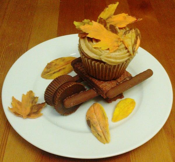 Autumn Spice Cupcakes