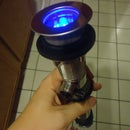 Modify your custom Lightsaber with lights and sound