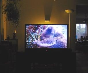 Biased Lighting for Your Big Screen Tv