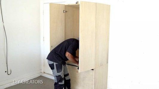 Install the Doors