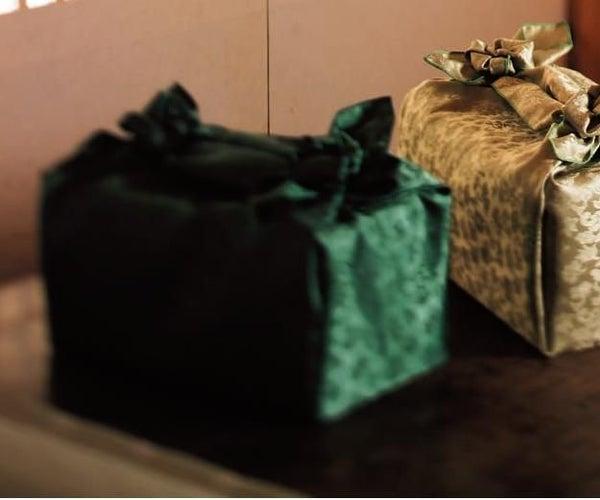 Tissue Box in Bojagi