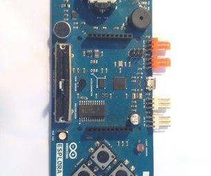 Arduino Esplora Basics