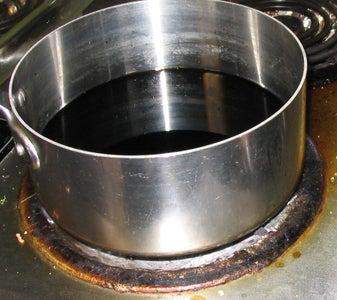 Cook Over Low Heat