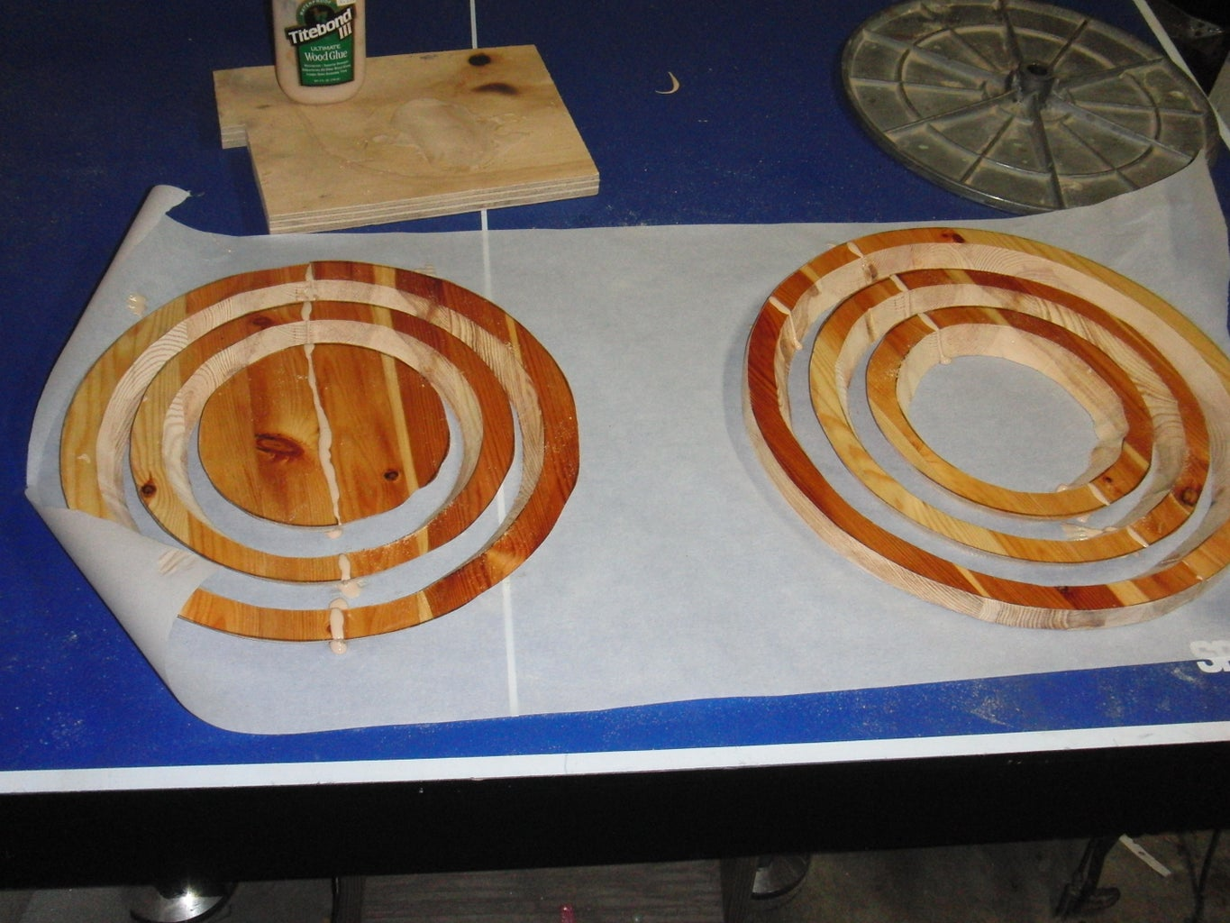 Glue the Rings