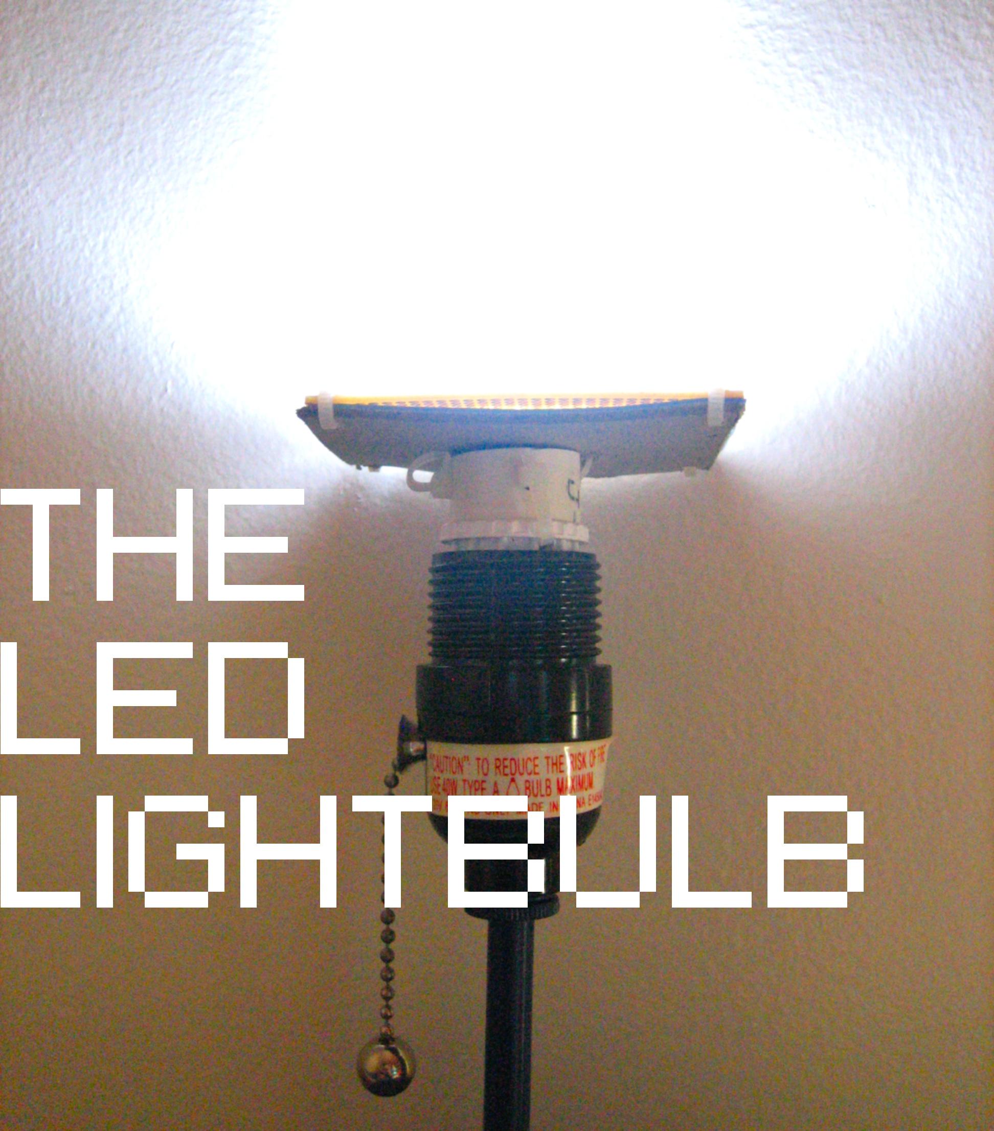 {THE LED LIGHTBULB}