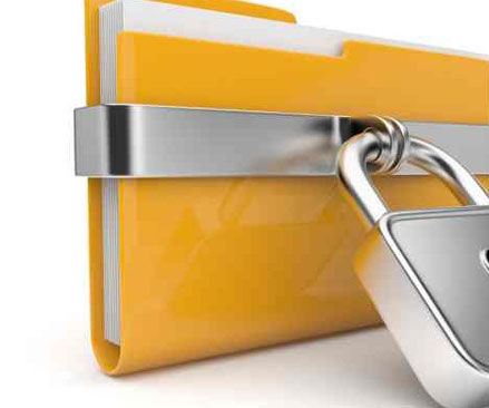 Password protect your folders with on-the-fly encryption