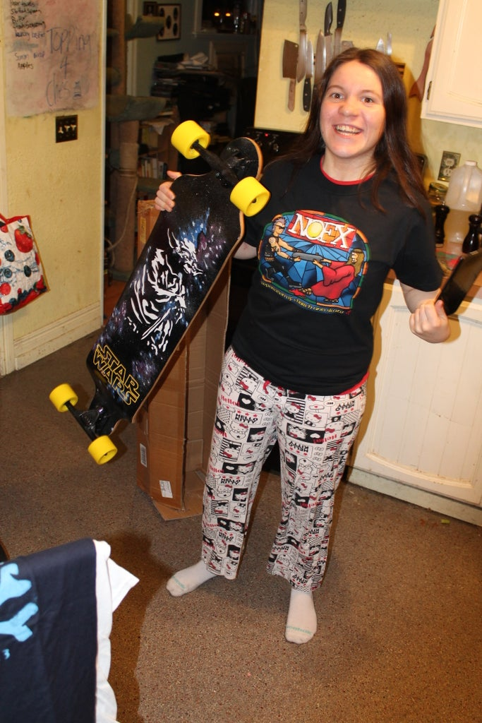 Customize Your Skateboard Deck 14 Steps With Pictures Instructables