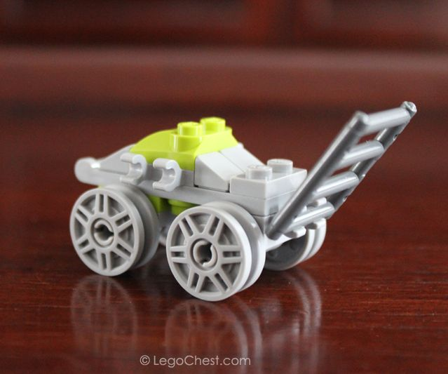 How to make a LEGO Lawn Mower