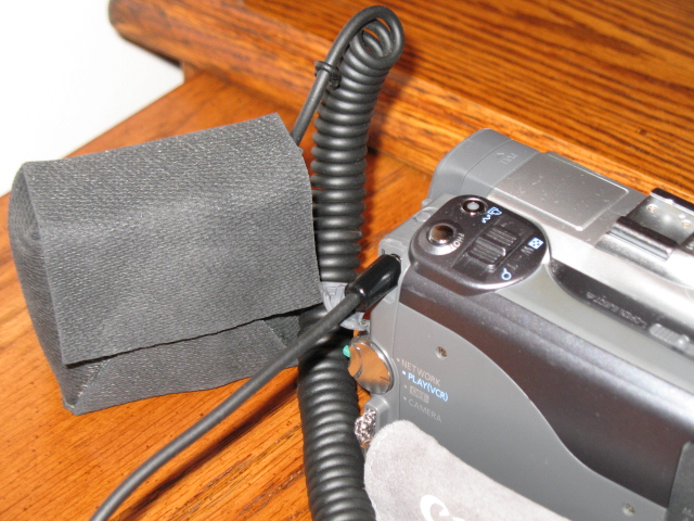 5 Hour External Battery for DV camera