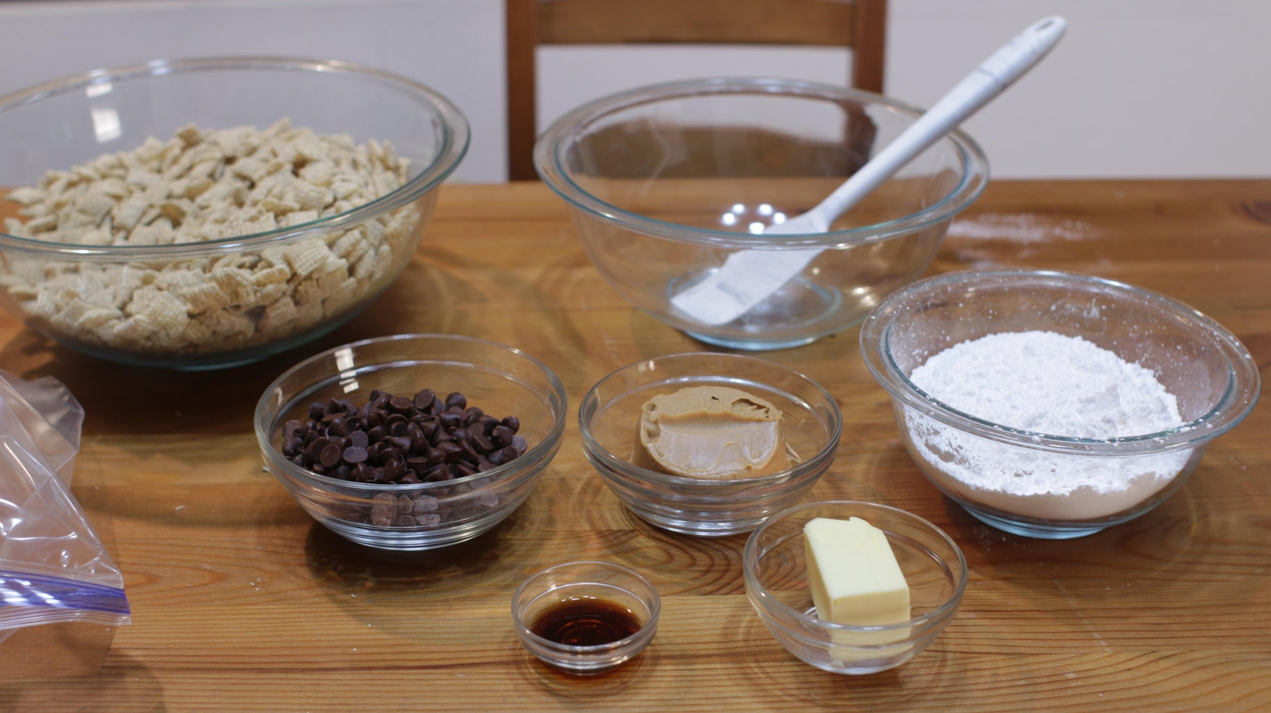 Ingredients and Tools