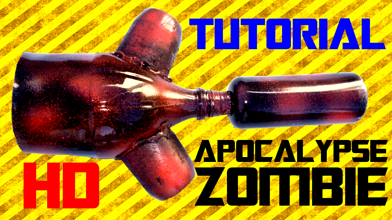 How to Make a Gas Mask for Zombie Apocalypse!
