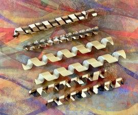 Incredible Wooden Spirals