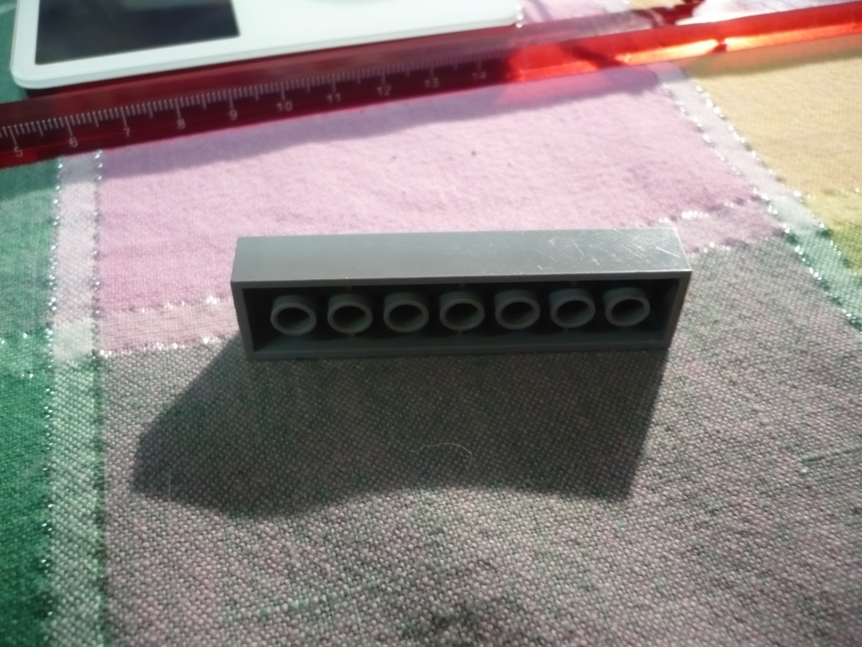Modding the Lego Block
