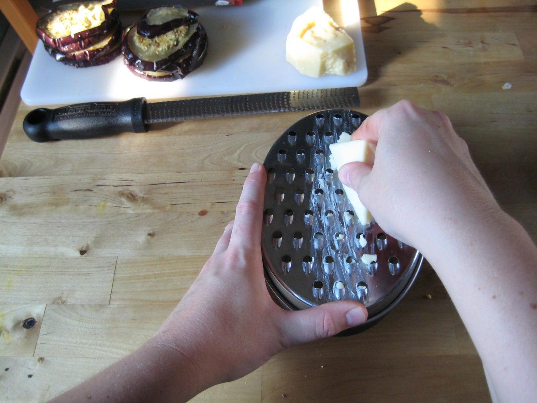 Preparing the Toppings
