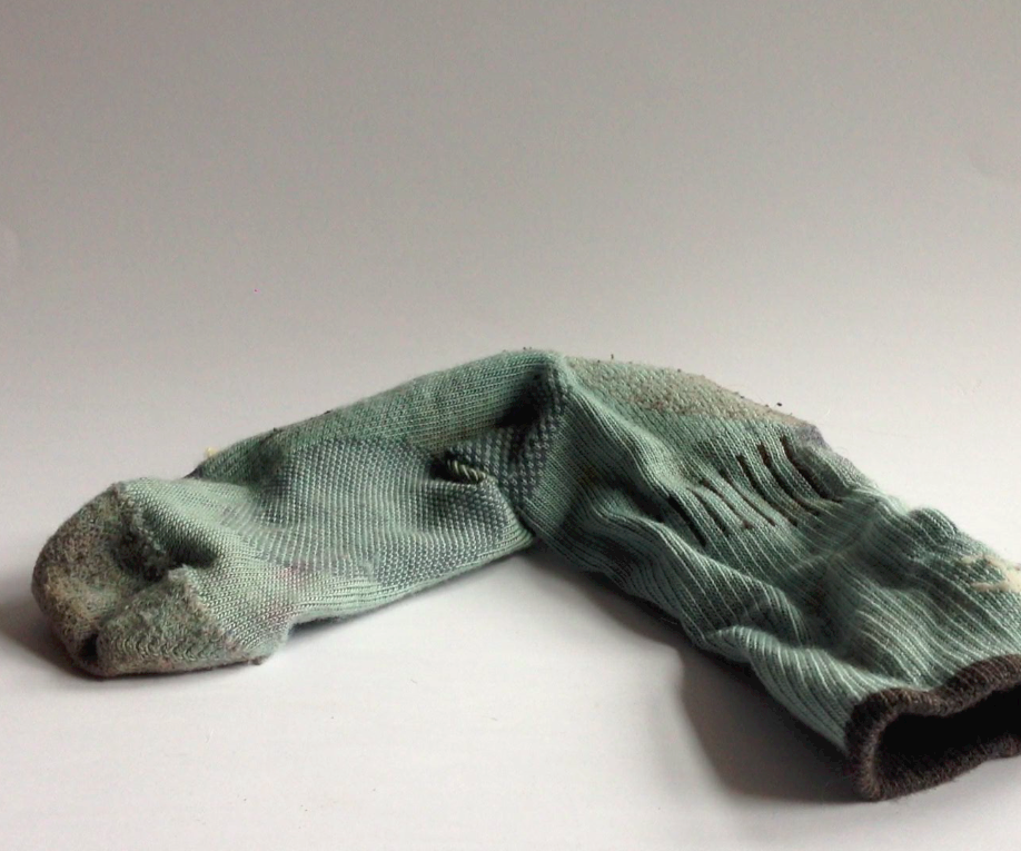 How to Mend Socks