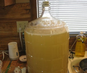 How to Make Mead (Honey Wine)