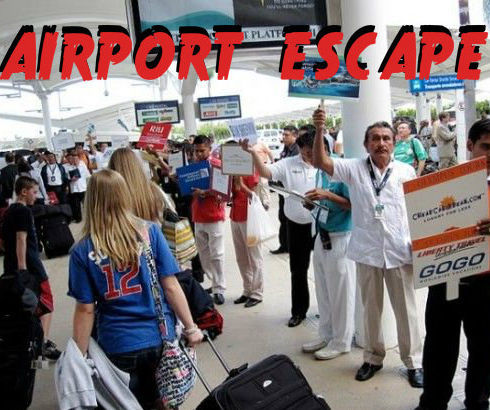 Cancun Airport to Resorts