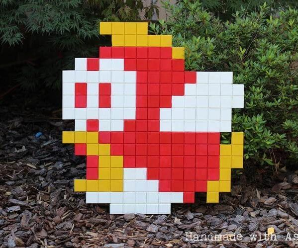 8-bit Super Mario Bros. Cheep Cheep