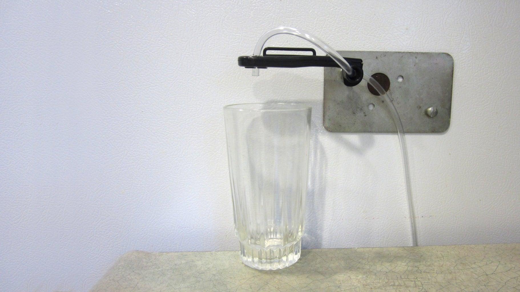 Enjoy Your Personal Soda Fountain