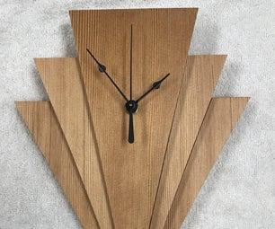 艺术装饰时钟