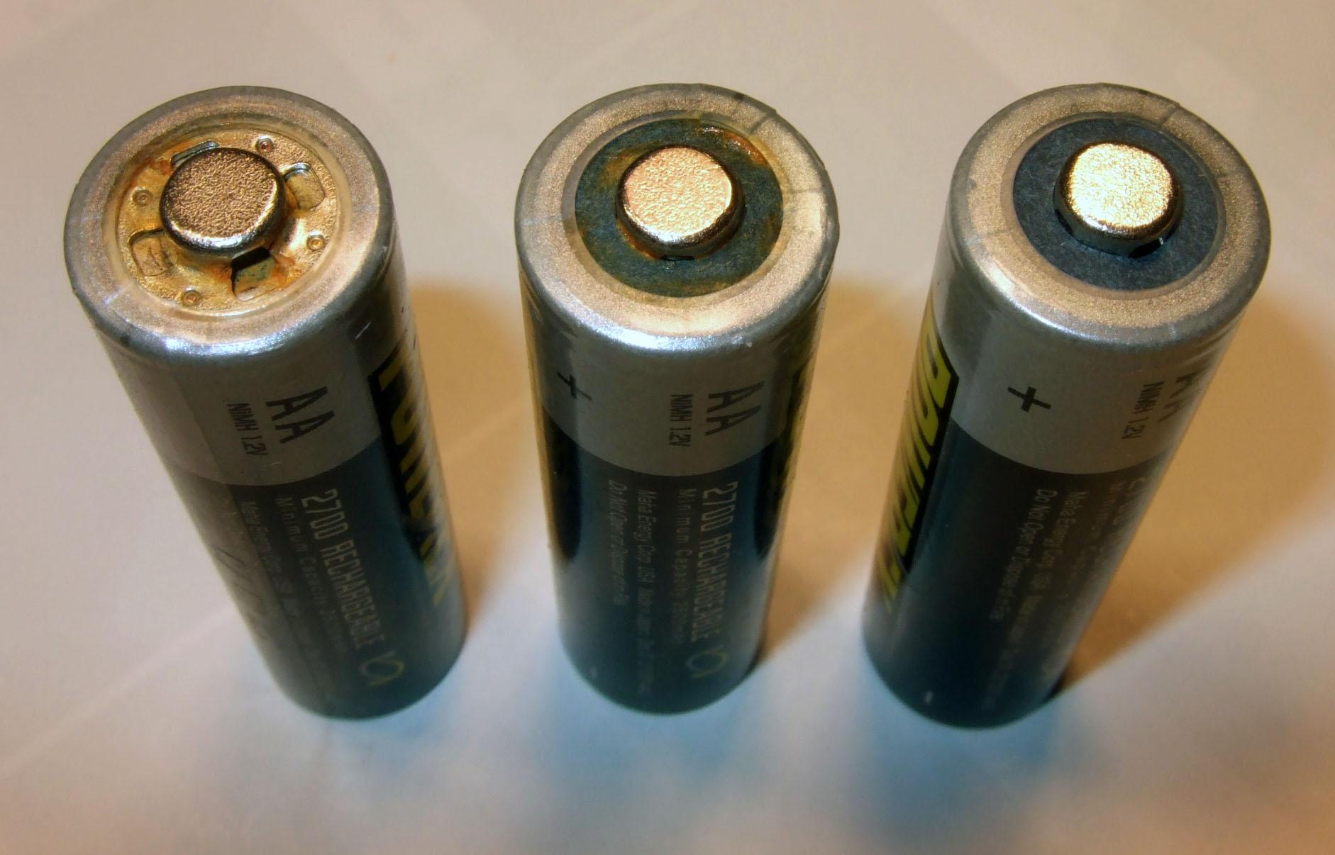 Waterproof your Batteries in seconds!