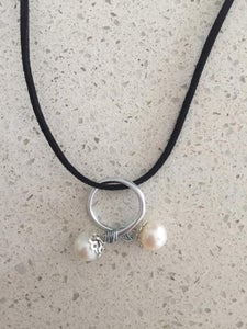Daenerys Inspired Pearl Ring Game of Thrones
