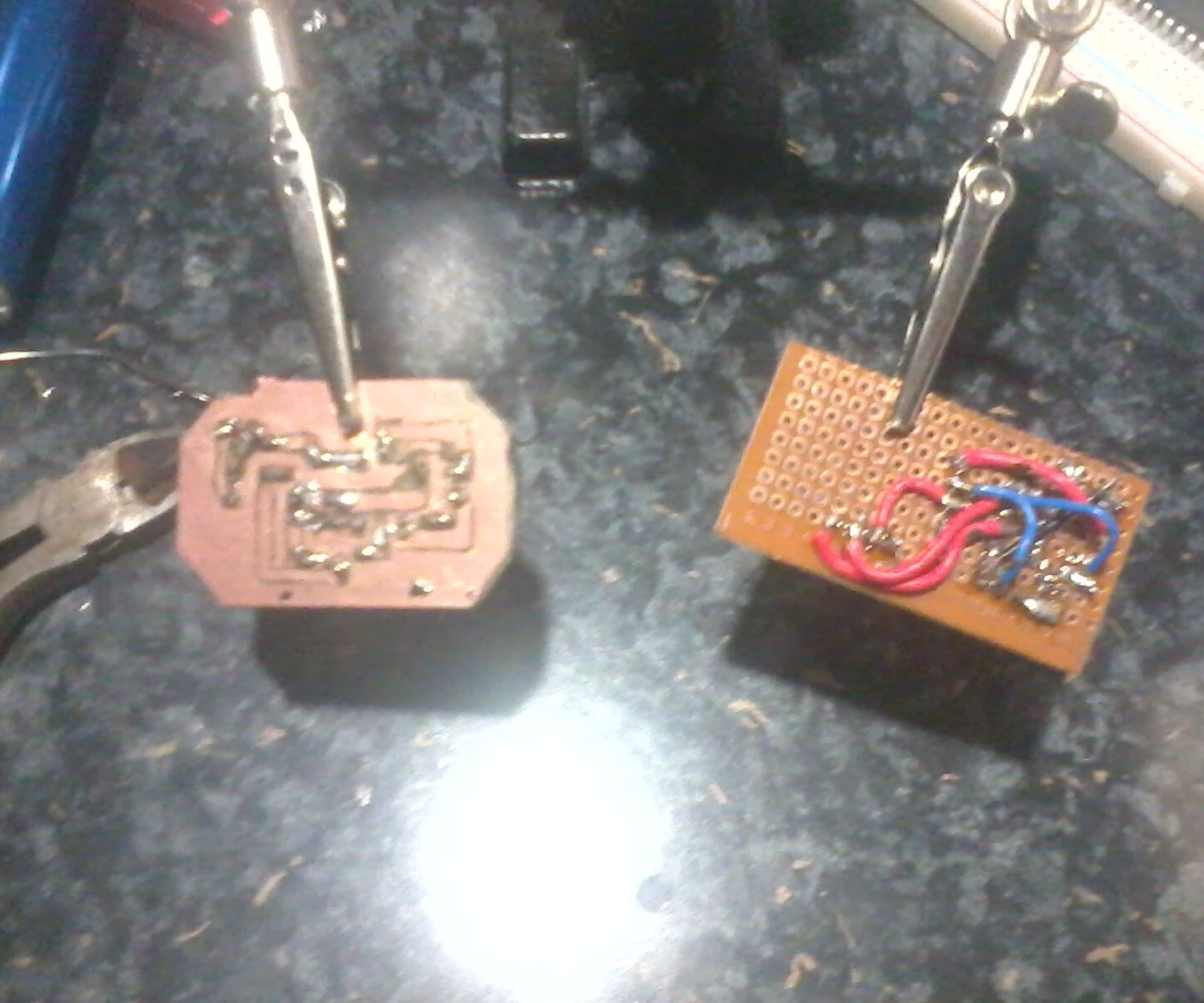 How to make PCBs easily
