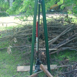 Remove Bushes and Stumps the Easy Way With a Farm Jack (AKA Hi-Lift Jack)