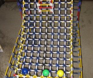 K'nex Mini Basketball Arcade Game