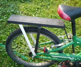 Bicycle Rack for Child's Bicycle