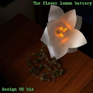 The Tiny Lemon Battery, and Other Designs for Zero Cost Electricity and Led Light Without Batteries