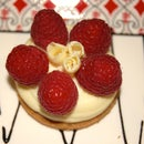Mini White Chocolate Cheesecake