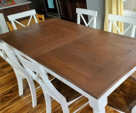 How to Build a Breadboard Tabletop
