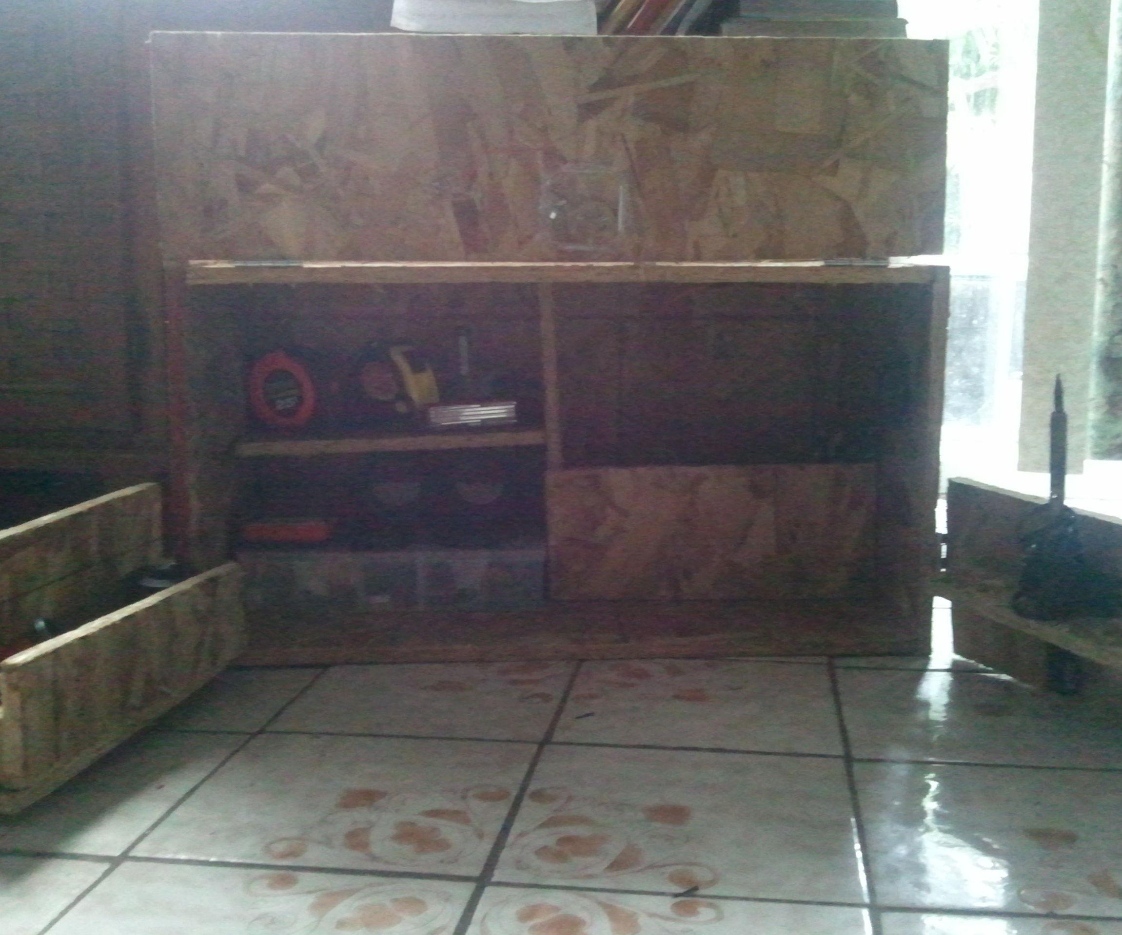 Portable Workshop/ HomeMade Workshop