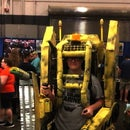 Non-Human Threatening Power Loader