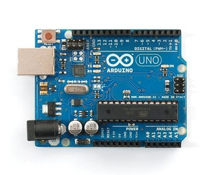 Phase One of an Arduino to Digital Circuit
