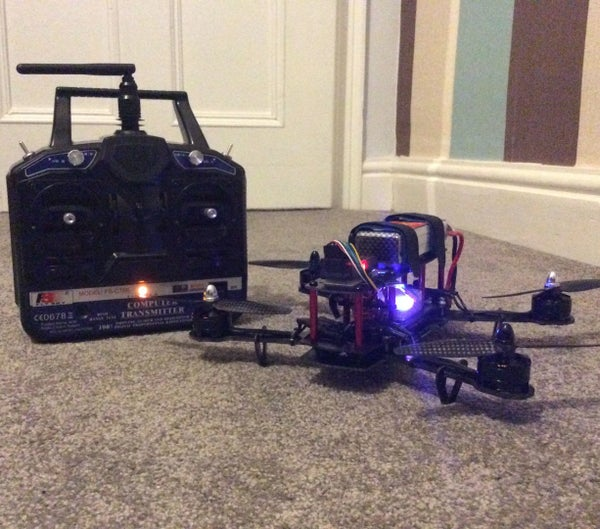 Building Your Own 250 Quadcopter