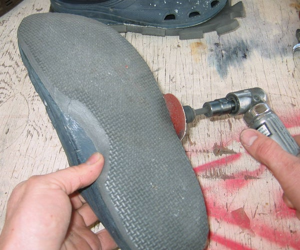 Resole Shoes