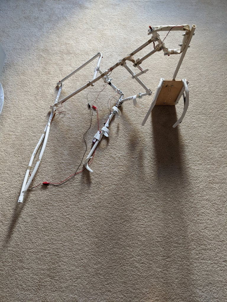 Pvc Skeletonics Arm