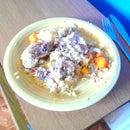 One Pot Star Chicken Rice