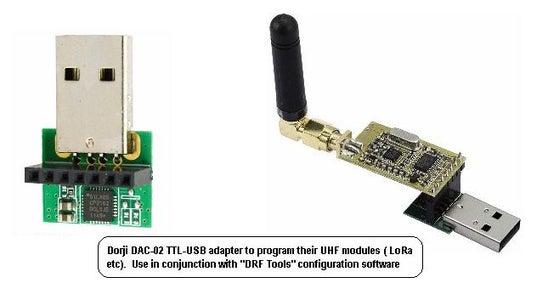 DAC02 USB Adapter