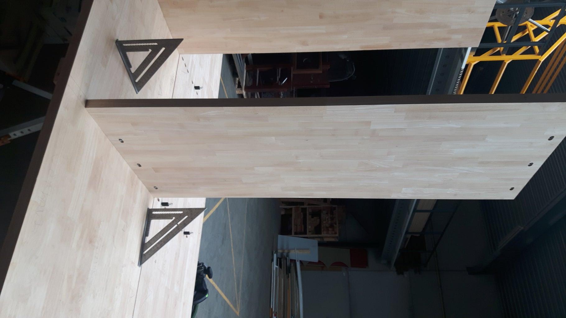 Wardrobe Uprights