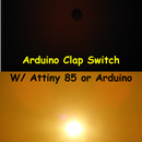 Arduino Clap Sensitive Light Control (The Clapper)