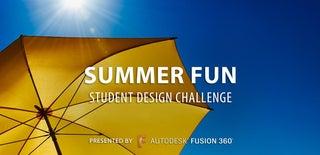Summer Fun: Student Design Challenge