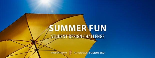 夏季乐趣:学生设计挑战