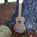 Playable Cardboard Ukulele...
