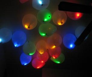 LED Floaties: That Float Away!