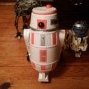 Q5 a Star Wars Themed Astromech Driod