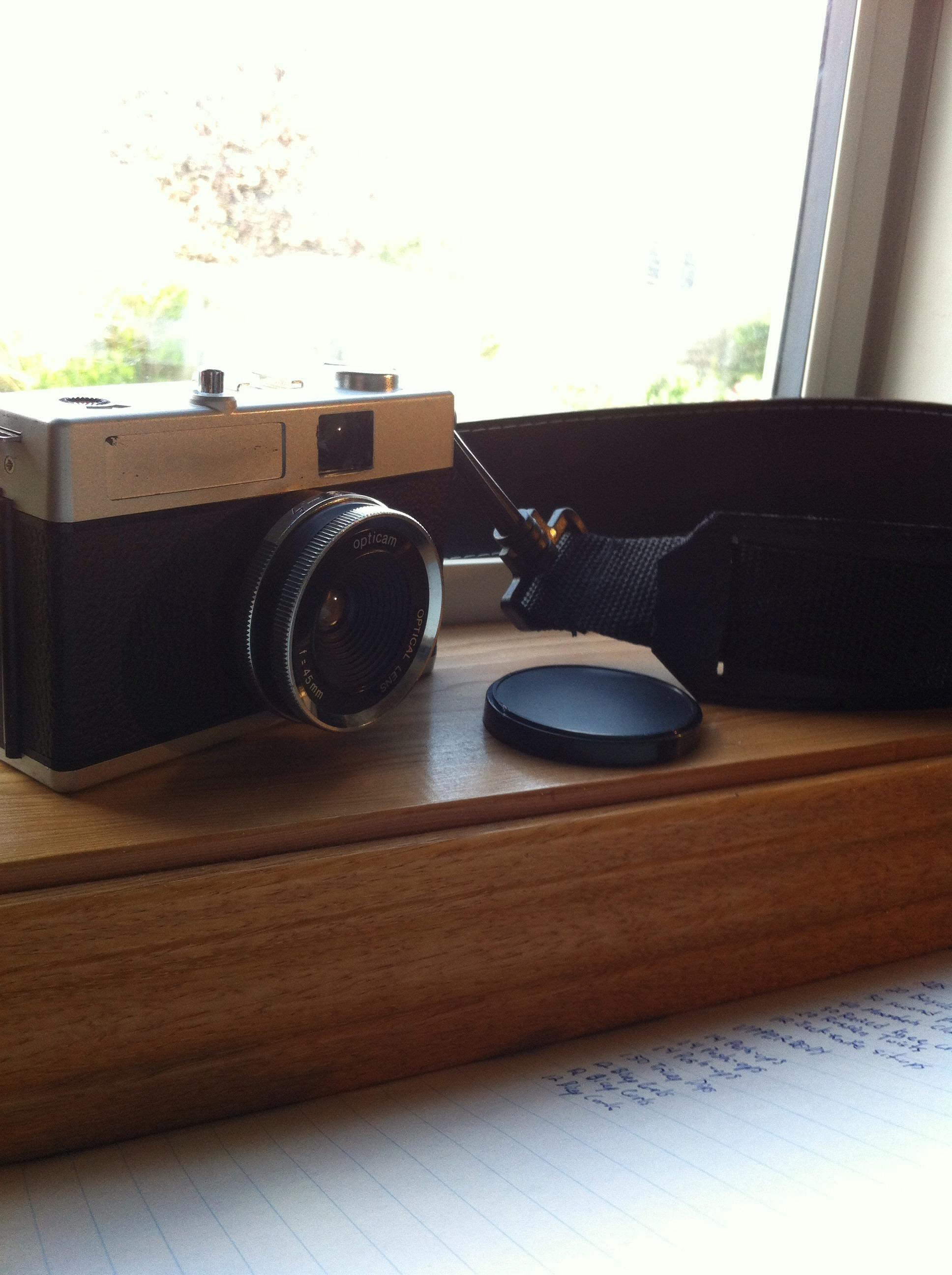 Custom Camera Sling/Strap