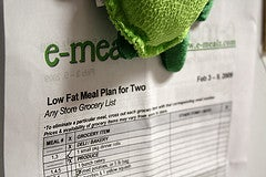 Plan Meals Carefully at Your Favorite Grocery Store.